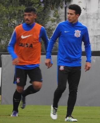 Marquinhos Gabriel Corinthians (Foto: Diego Ribeiro)