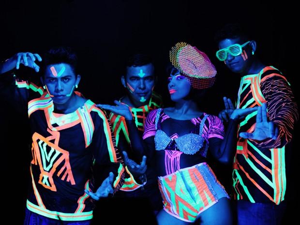 Com performance eletrizante, grupo faz sucesso no Brasil e no exterior  (Foto: Divulgação)