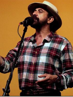 Xangai canta ao lado de Maciel Melo no Manhatan Café-Theatro (Foto: Divulgação)