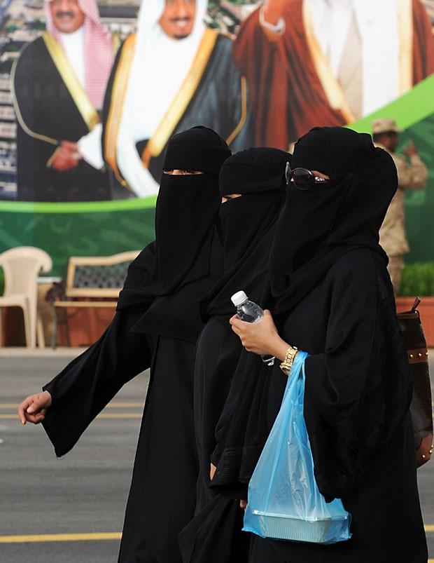 Autoridades temiam que as mulheres pudessem se sentir atraídas por eles (Foto: Fayez Nureldine/AFP)
