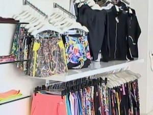 Consumidores optam por gastar em Presidente Prudente (Foto: Reprodução/Tv Fronteira)