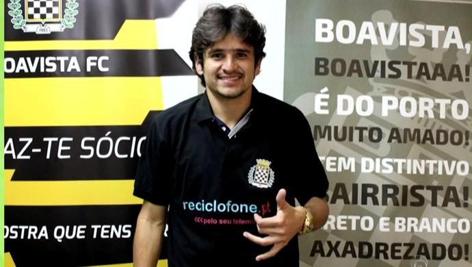ancelmo boavista portugal (Foto: Reprodução/TV Acre)