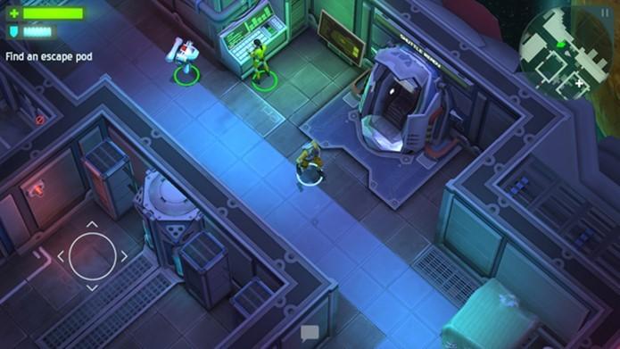 Space Marshals se destaca pelo visual e jogabilidade no estilo de games de console (Foto: Divulgação / PixelBite)