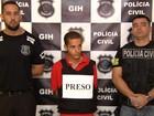 Suspeito de matar menina a tiros é preso e confessa o crime, em Goiás
