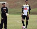 Fransérgio comemora boa fase e nova posição em campo no Criciúma