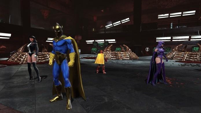 A DC possui diversos personagens feiticeiros (Foto: Divulgação)