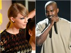 Kanye West e Taylor Swift continuam com a batalha do ano