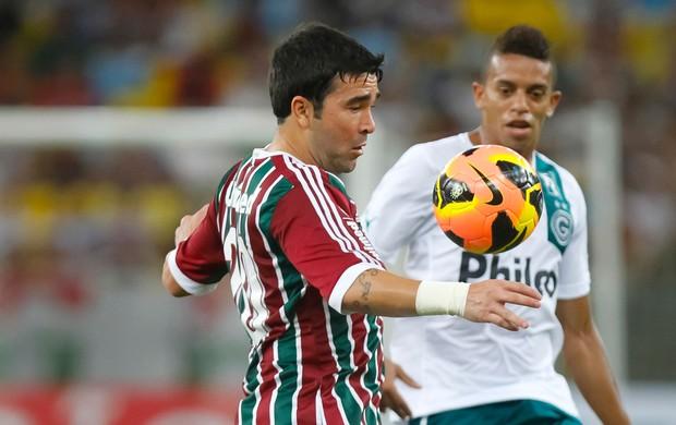 Deco Fluminense x Goiás (Foto: Ricardo Ayres / Photocâmera)