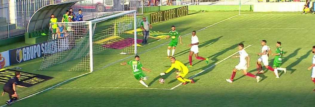 16efa5b85e Confira os melhores momentos de Cabofriense 1 x 1 Fluminense pela última  rodada da Taça Rio!