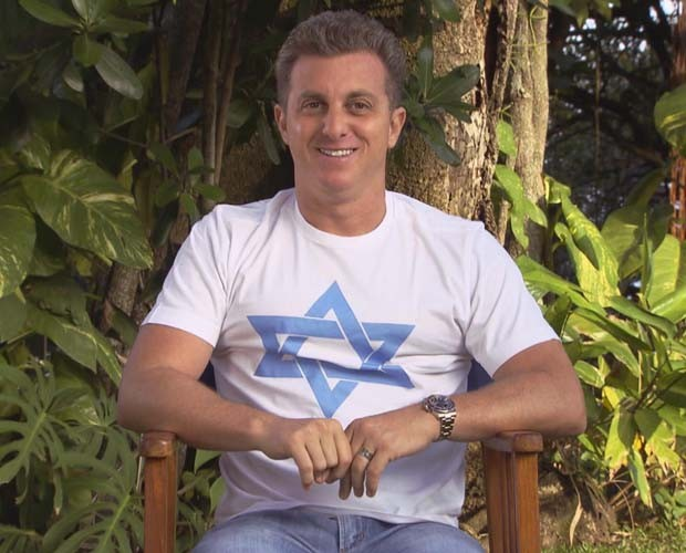 Luciano Huck  (Foto: Gshow )