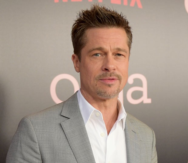 Brad Pitt, o deus do grooming (Foto: Getty Images)