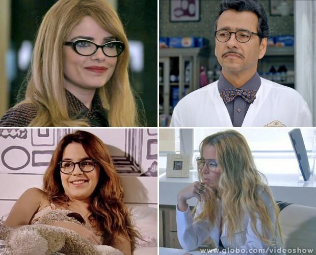 Óculos de grau são boas opções para quem quer complementar o visual (Foto   Vídeo d626d81dd1