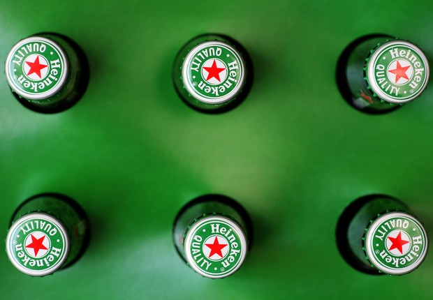 Anúncio da cerveja Heineken (Foto: Reprodução/YouTube)