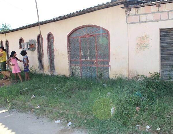 Pedreiro é encontrado enforcado e amordaçado dentro de casa (Foto: Ana Graziela Maia/ G1)
