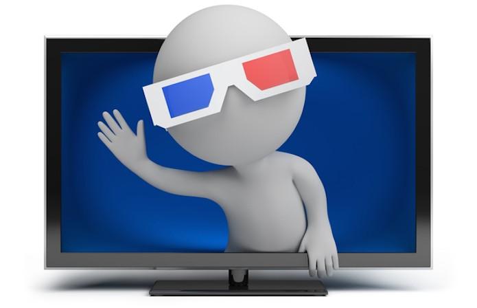 Tecnologia ativa ou passiva? Descubra qual tipo de TV 3D escolher (Foto: Pond5)