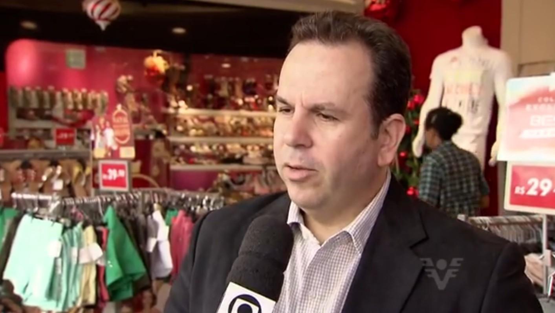 Marcelo Rocha - Especialista em Finanças (Foto: Reprodução/TV Tribuna)