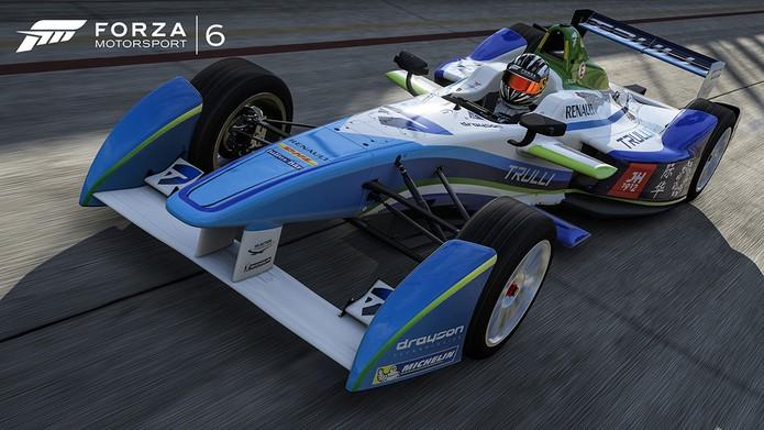 Forza 6 (Foto: Divulgação/Turn 10 Studios)