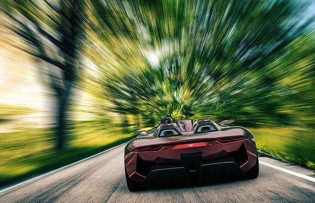 Rezvani Beast  (Foto: divulgação)