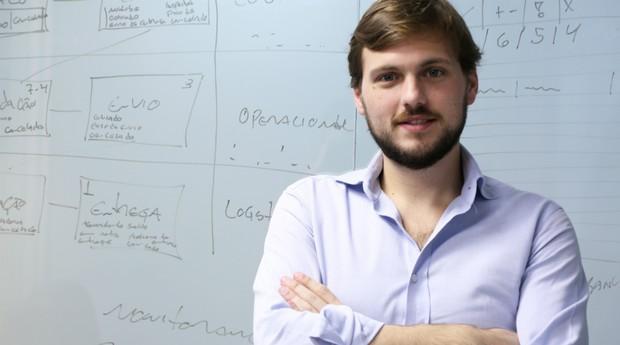Guilherme Aere, fundador da Home Refill (Foto: Divulgação)