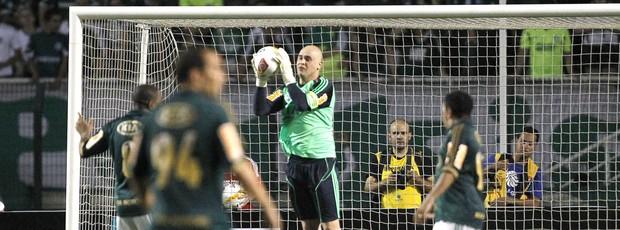 Despedida Marcos, Palmeiras 99 e Seleção Brasileira de 2002 (Foto: Douglas Aby Saber /Agência Estado)