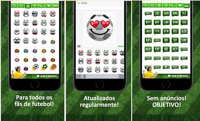 Ronaldinho Gaúcho emojinhos