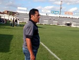 Maurílio Silva, técnico do ASA (Foto: Victor Hugo/Ascom ASA)