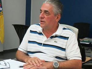 O prefeito de Rio Claro, RJ, Raul Fonseca Machado (Foto: Divulgação/Prefeitura)