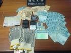 Polícia prende suspeitos de extorquir gerente de banco e levar R$ 700 mil