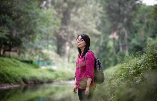 Christine Keung (Foto: Divulgação)