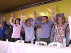Garotinho oficializa apoio a Crivella no segundo turno no Rio