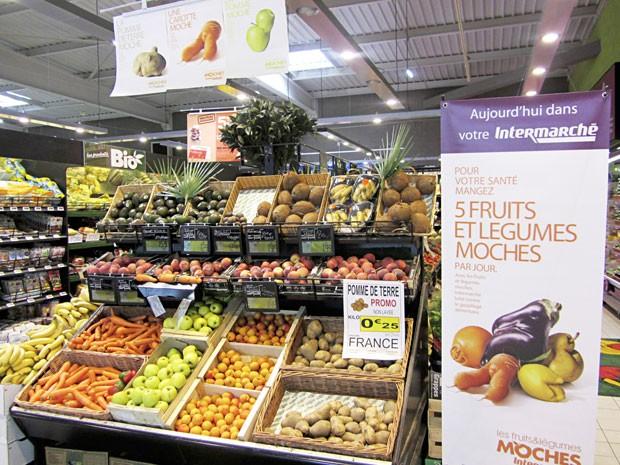"""Associação de produtores diz que alimentos """"feios"""" são estratégia para baixar ainda mais os preços dos produtos  (Foto: Divulgação)"""