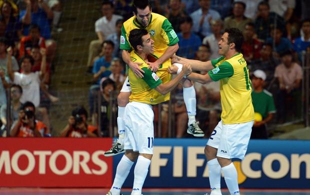 Brasil Espanha Mundial de Futsal (Foto: Getty Images/Fifa)