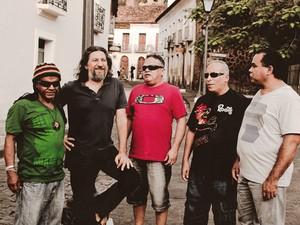 Banda Tribo de Jah se apresenta neste domingo (30) em Campinas (Foto: Melquíades Junior)