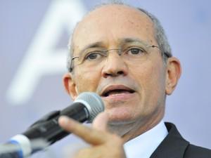 Paulo Hartung, governador do Espírito Santo (Foto: Guilherme Ferrari/ A Gazeta - 03/02/2015)