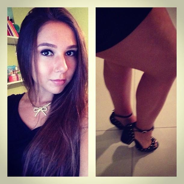 Carolina Portaluppi, filha do Renato Gaúcho (Foto: Instagram/ Reprodução)