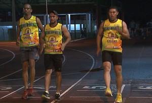 Acreanos treinam para Copa Norte/Nordeste de Atletismo (Foto: Reprodução/TV Acre)