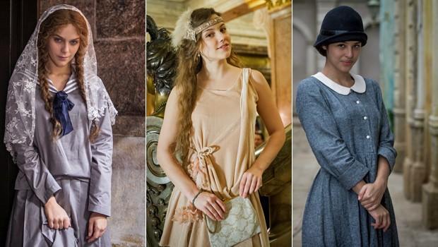 Isabella Santoni, Alice Wegman, Yanna Lavigne também estão no elenco de Ligações Perigosas (Foto: Globo)
