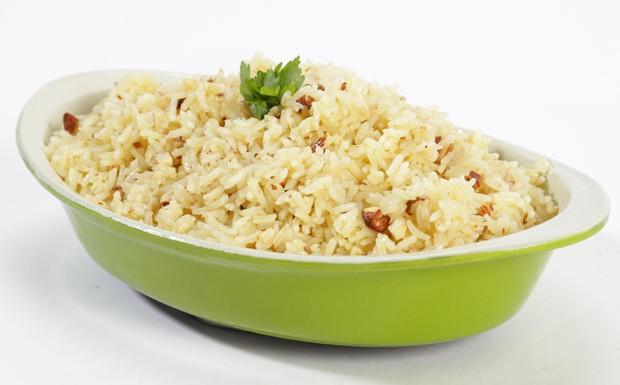 'Cozinheiros em Ao' - Ep. 13 - Joana: arroz de amndoas a laranja (Foto: Reproduo / GNT)