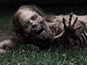 Cena de 'The walking dead' (Foto: Divulgação)
