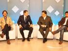 Candidatos à prefeitura de Pelotas fazem debate na TV