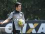 Confirmado como auxiliar de Roger, Giacomini admite dúvidas na equipe