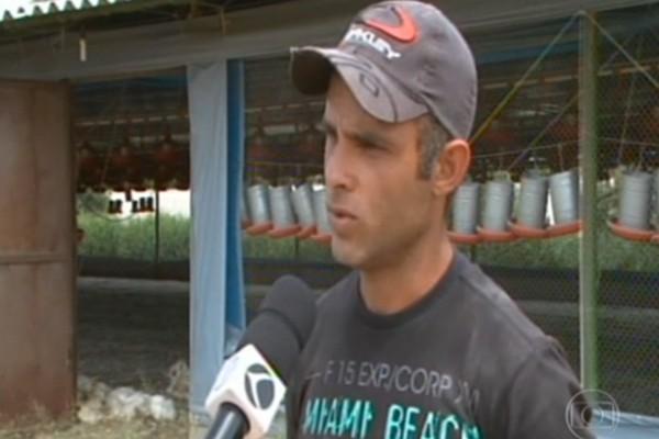 Avicultor levou prejuízo de aproximadamente R$ 9 mil (Foto: Divulgação | TV Integração)