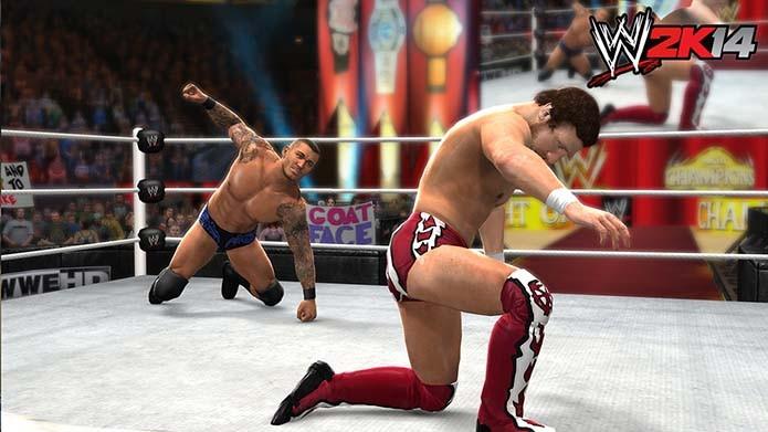 WWE 2K14 (Foto: Divulgação)