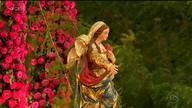 Procissão homenageia Nossa Senhora Rainha dos Anjos em Petrolina, PE