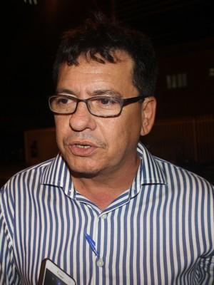 Francisco Wilson, presidente do Comercial-PI (Foto: Francisco Filho)