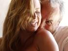 Marilene Saade fala sobre sexo com Stênio Garcia, 36 anos mais velho
