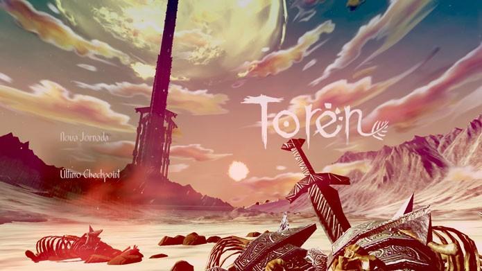 Toren é um jogo de aventura para PS4 e PC (Foto: Reprodução/Felipe Vinha)