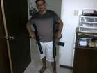 Polícia Federal diz que traficante João Branco fez plástica e divulga nova foto