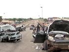 Acidentes de trânsito deixaram 76 mortos em Cuiabá em 2014, diz estudo