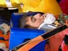 Jovem de 18 anos é resgatado 100 horas após terremoto na Turquia